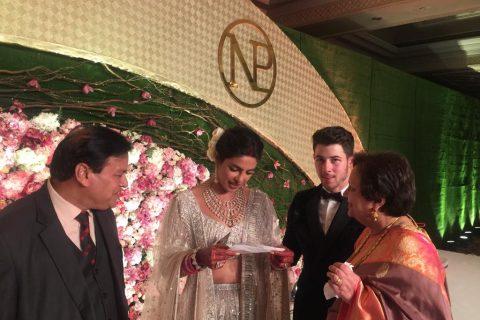 Priyanka Chopra Meeting